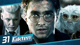 Harry Potter & Fantastische Tierwesen - Zu viele Fakten