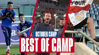Rice v Lingard, Sancho's Nutmegs & Grealish's Calves 💪| Best of October Camp