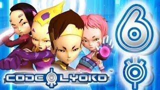 ✪ Code Lyoko: Quest for Infinity Walkthrough Part 6 (Wii, PS2, PSP) ✪