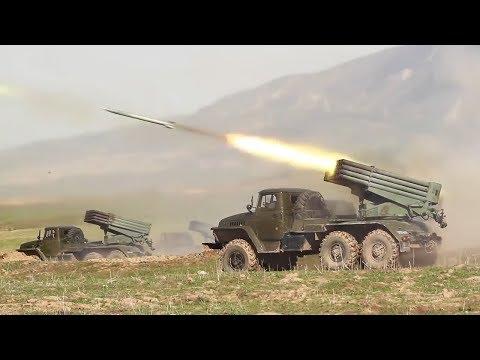Российские учения по ликвидации боевиков в Таджикистане