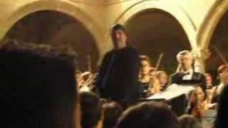 Basil Poledouris en Ubeda. Anvil Of Crom Bis.