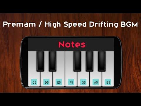 Final Wedding BGM | High Speed Drifting | Premam | Rajesh Murugesan | Perfect Piano