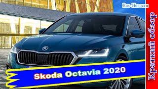 Авто обзор - Новая Skoda Octavia существенно прибавила в цен