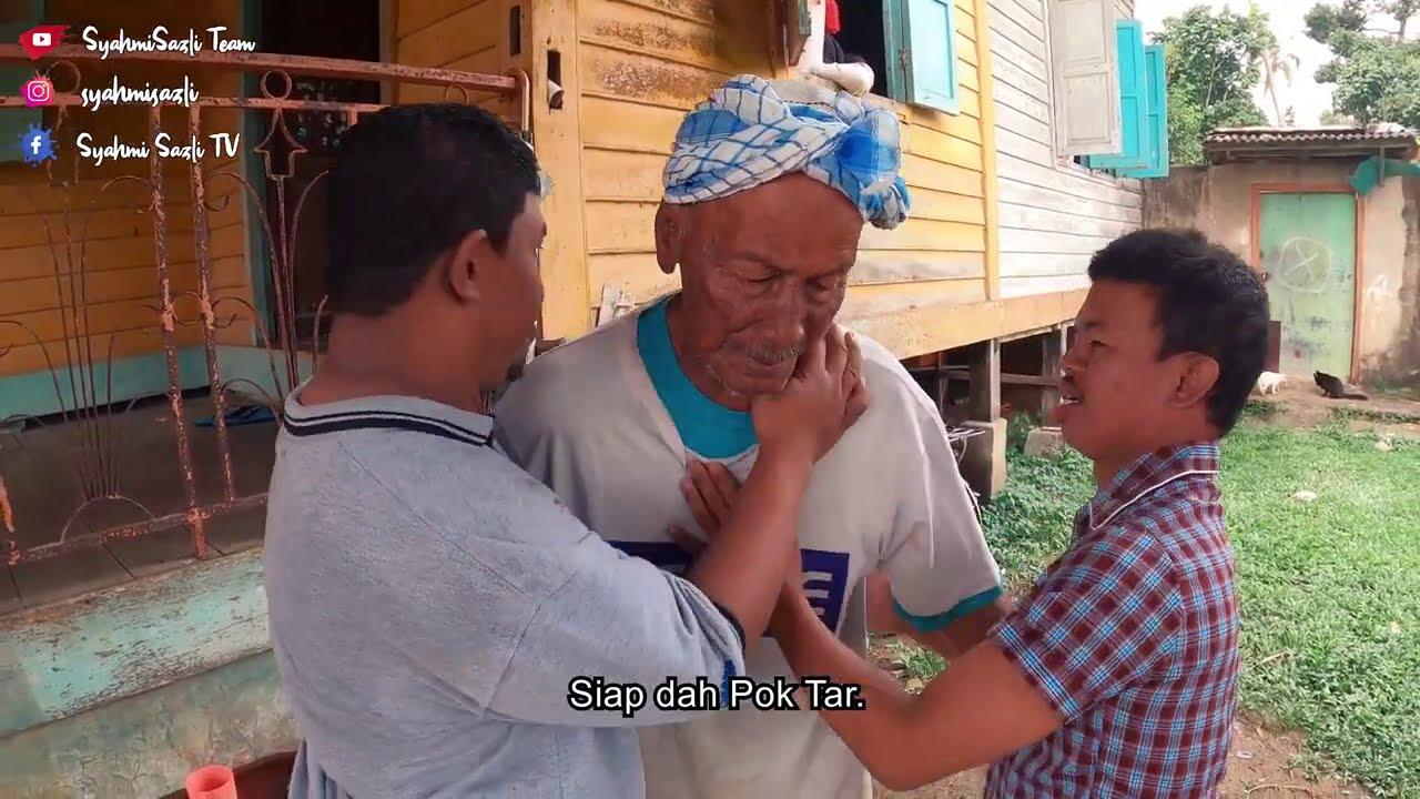 Poktar Lempar Basikal Dekat Mi   BTS Drama Spontan 27