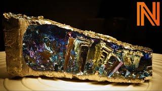 最高のビスマス結晶を作る!(The most beautiful bismuth crystal )