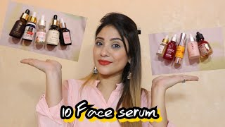 Top 10 face serum for Bright skin || shystyles