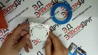 Терморегулятор WI FI Terneo sx. Обзор и подключение