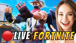 🔴-FILLE!' VBUCKS A WIN! PART PERSO TOP 1 - LIVE FORTNITE CODE CREATEUR FUNJONE