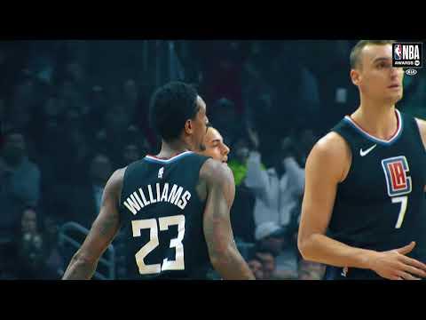 Lou Williams   Kia NBA Sixth Man Award Nominee   2018 NBA Awards