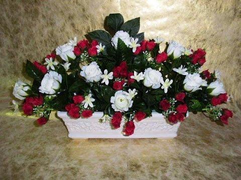 Como elaborar arreglos florales naturales youtube - Arreglo de flores naturales ...