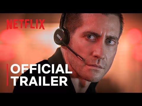 The Guilty   Official Trailer   Jake Gyllenhaal   Netflix