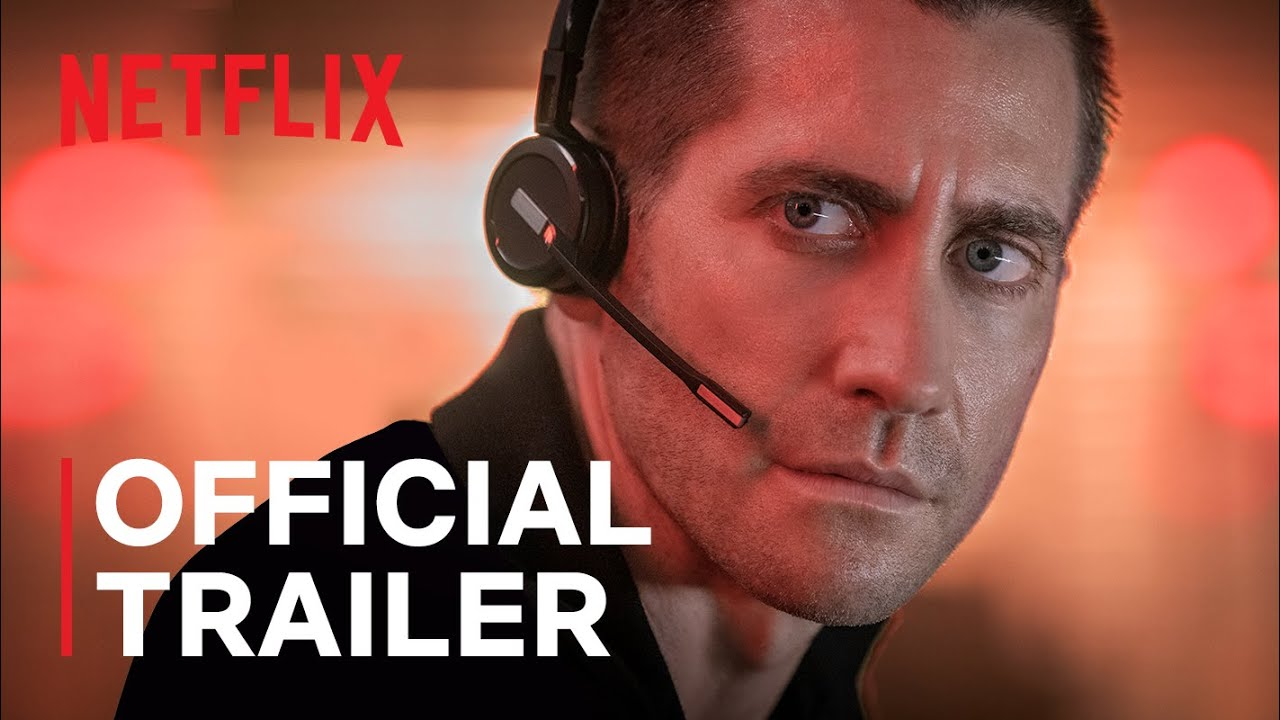 Download The Guilty | Official Trailer | Jake Gyllenhaal | Netflix