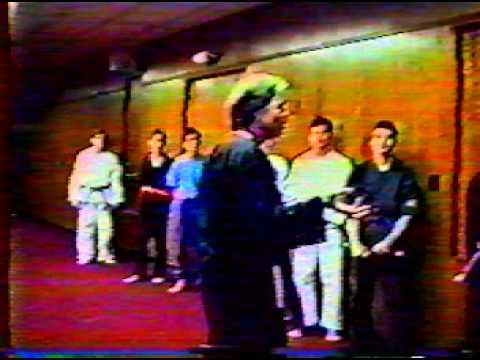 Shaolin Kempo Karate Seminar 1992 part 1