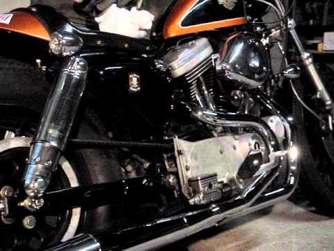 Harley-Davidson XL1200S THUNDERHEADER