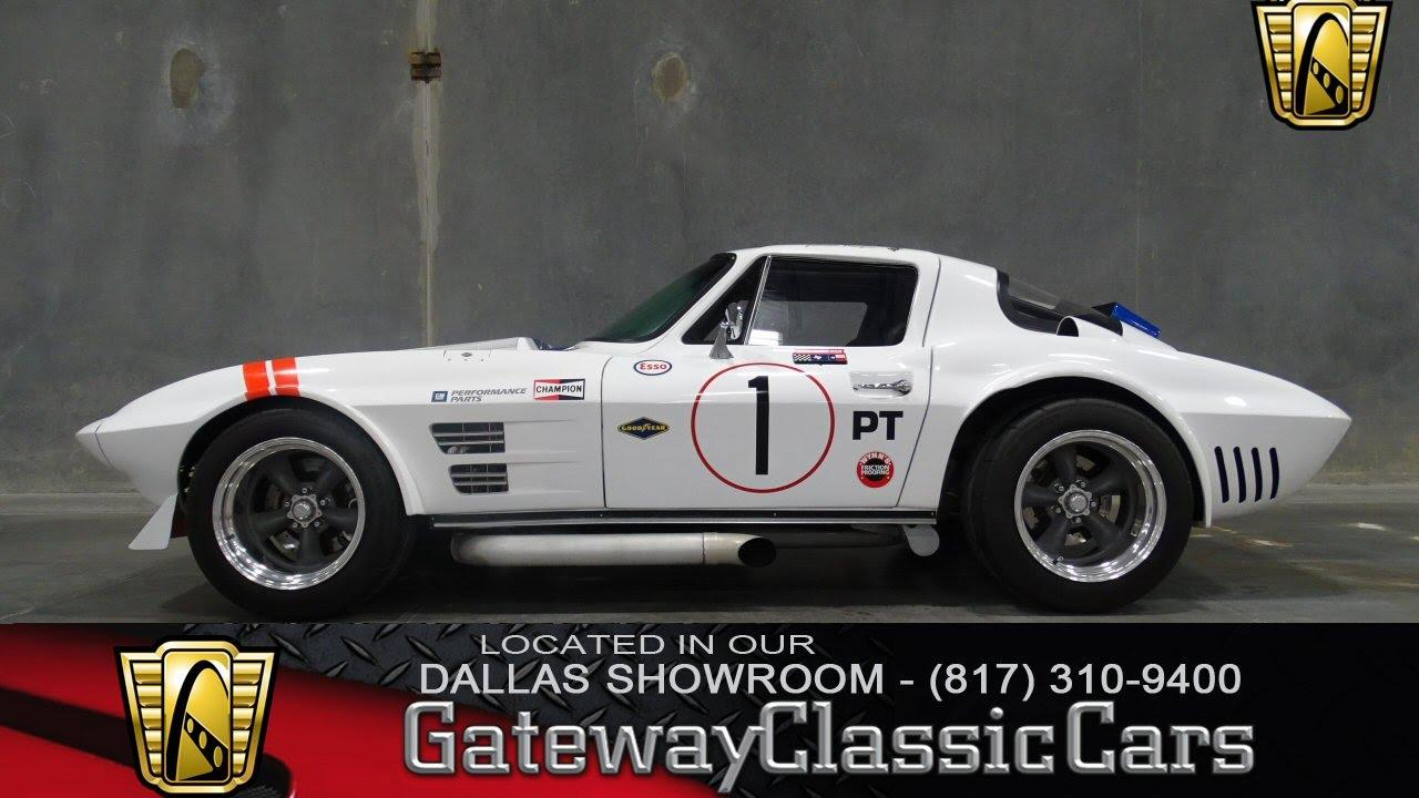 1963 Corvette Grand Sport Mongoose Replica Youtube