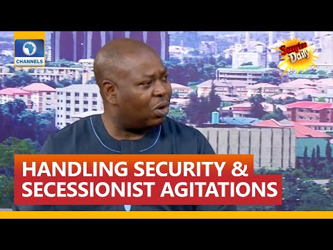 Up To 50% Nigerians Don't Believe In Nigeria, Akinsola Laments State Of Nation