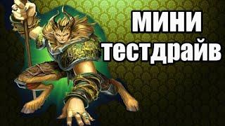 Турбо кач теллурии + геймплэй Empires puzzles