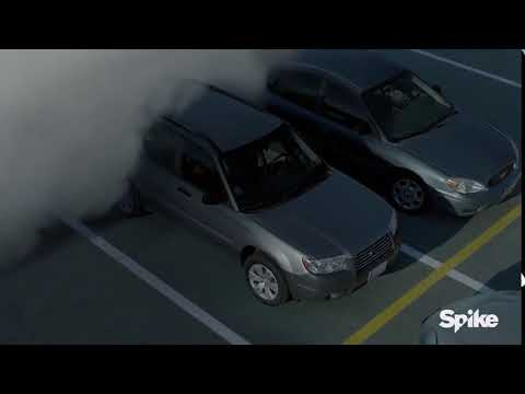 THE MIST Official Trailer   Out There HD Stephen King Spike Horror TV Series online video cutter com