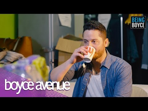 Alejandro Loses His Voice On Tour #BeingBoyce