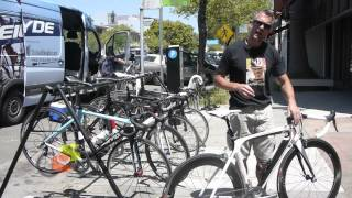 Cycle Sports Oakland, Tech Talk: NeilPryde Diablo, Tour of California Special