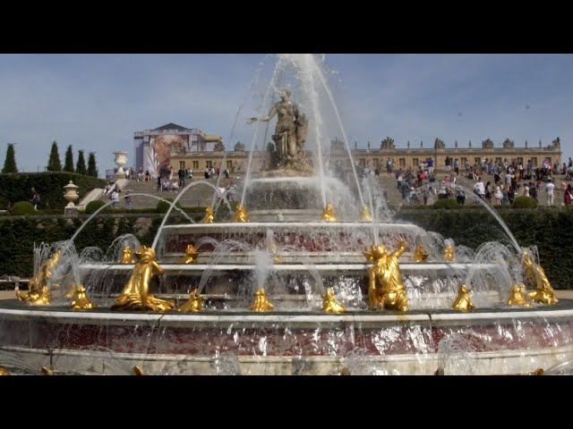 The Water Wealth of Versailles - Power Trip: The Story of Energy