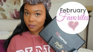 February Favorites 2017 | Morrissa Luv