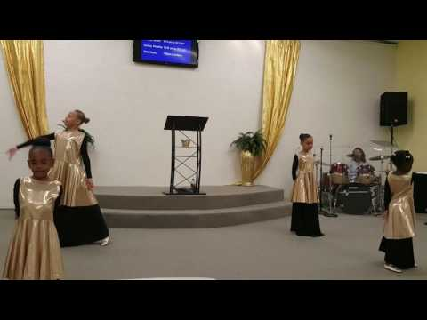 Lord I Love You - Jekalyn Carr - P.J. Dance Ministry