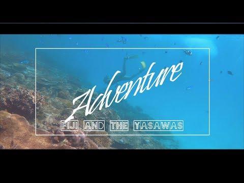 Fiji adventure exploring Yasawas travel GoPro