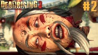 Dead Rising 3 - PC Gameplay Walkthrough Max Settings 1080p Part 2