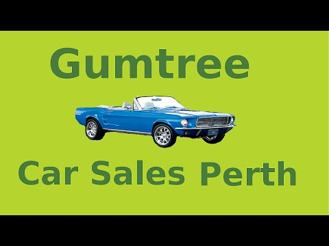 Gumtree car sales perth