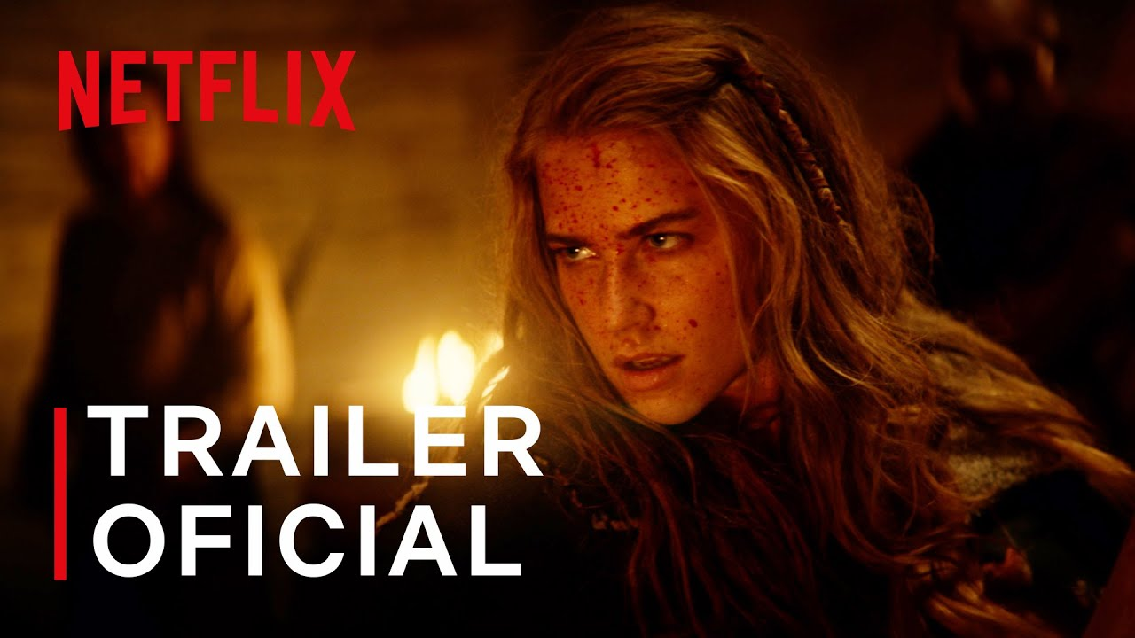 Bárbaros   Trailer oficial   Netflix Brasil
