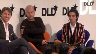 Fashion Panel Talks Omni-Channel Retail at DLD 2014