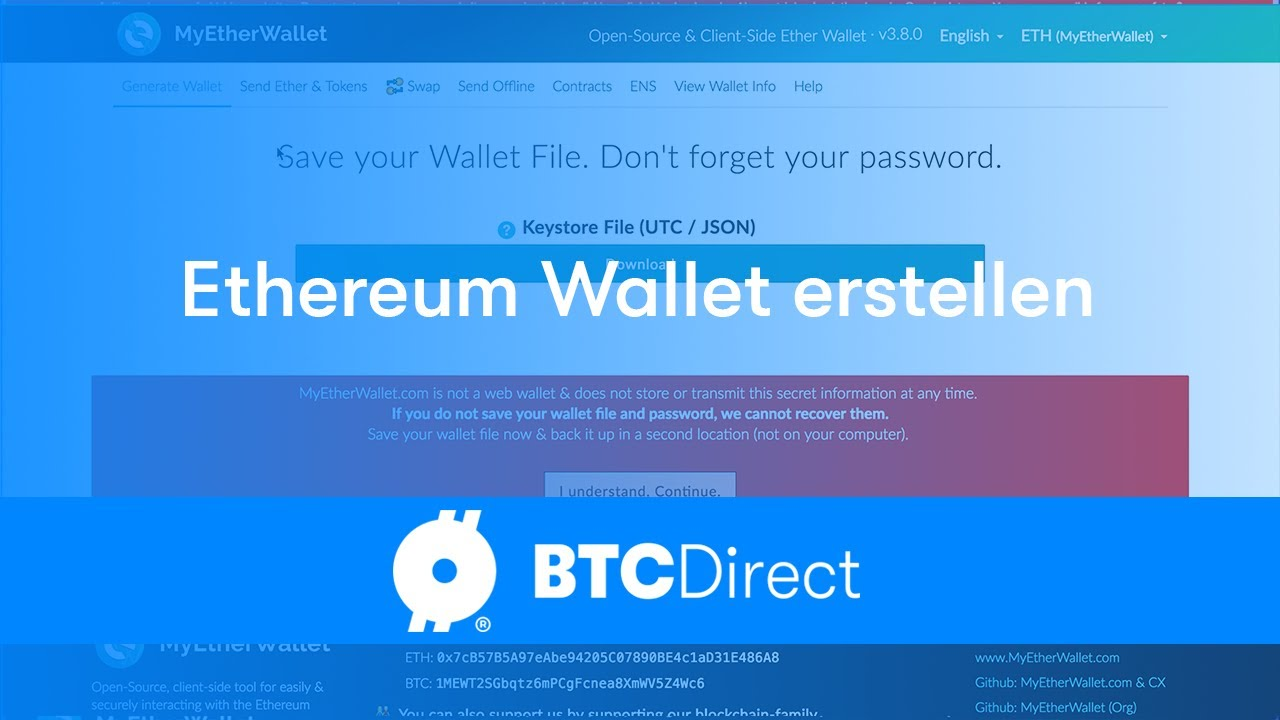 Ethereum Wallet Deutsch