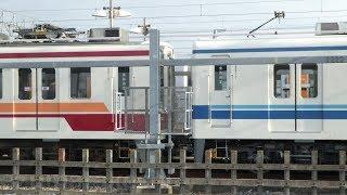 【東武6050系 6155F+8000系 8506Fで連結したまま2週間経過】6050系 6155Fは2週間運用離脱。半直 30000系 31606F+31406F 転属工事状況も。