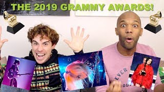The 2019 Grammy Awards! (ft. Lady Gaga, Janelle Monae, JLo, Kacey Musgraves, and more!)