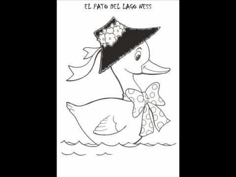 el pato del lago ness