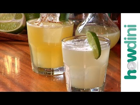 Get How to Make a Traditional Margarita Pics
