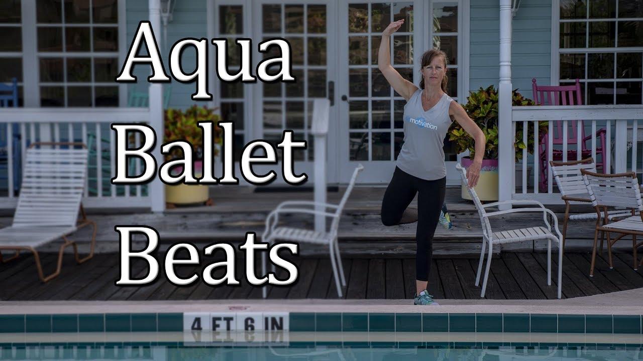Aqua Ballet Beats Youtube Holiday Jump And Jack Cardio Circuit Workout