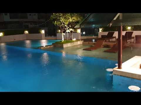 โรงแรม ม่อนคำ วิจเลจ หาดใหญ่ กับบรรยากาศ pool bar ที่สุดสวย ใครหาที่พักดีๆคุ้มค่าคุ้มราคา ต้องที่นี่