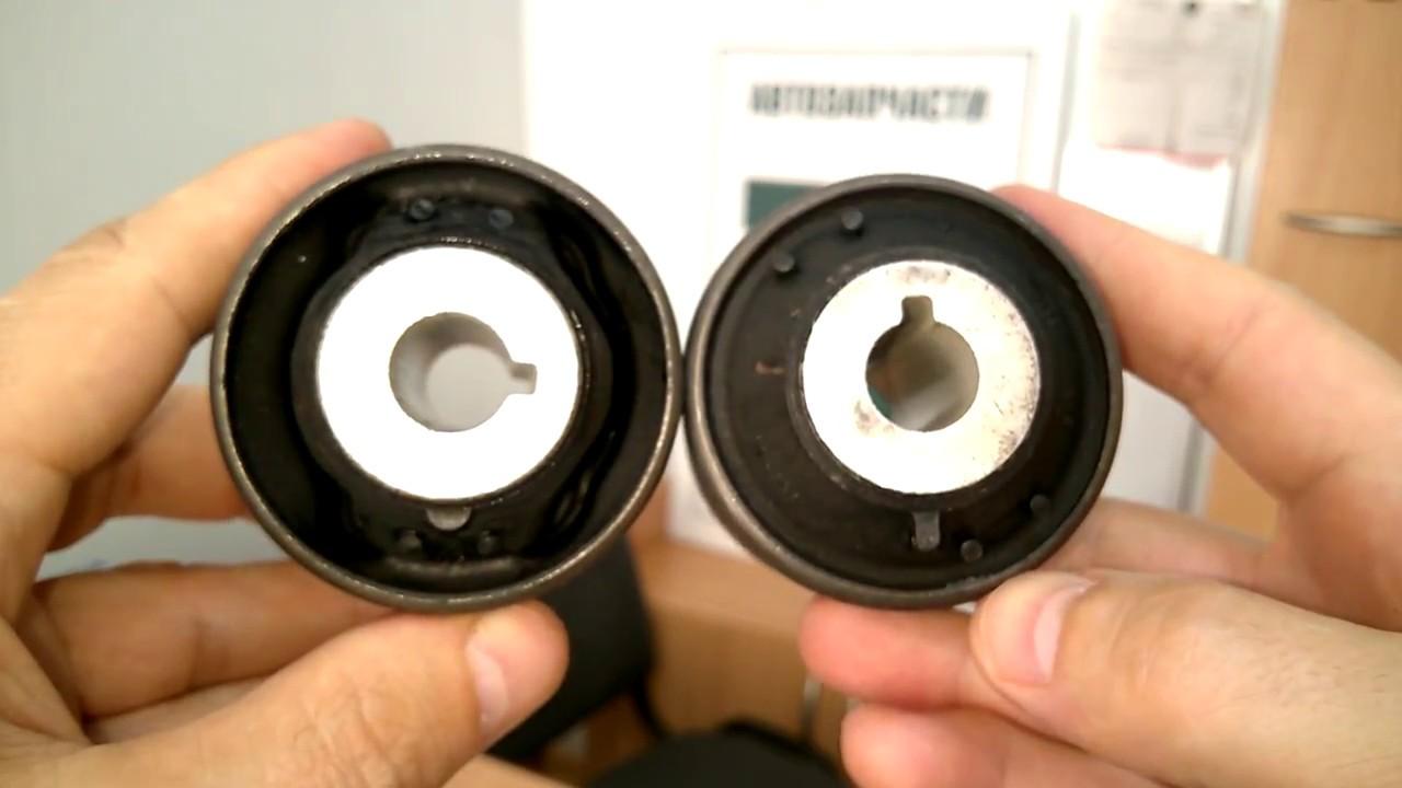 Сайлентблоки на фольксваген транспортер т5 какой двигатель можно поставить на фольксваген транспортер т3 без переделок