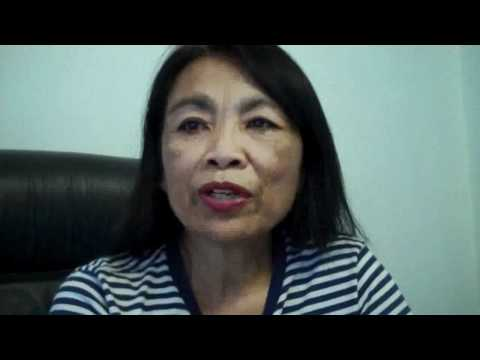 Tagbilaranons speak for Mabaw Reef.avi