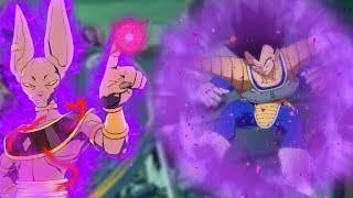 ULTRA HIGH RANK PLAYER! BEERUS CLUTCH | Dragon Ball FighterZ