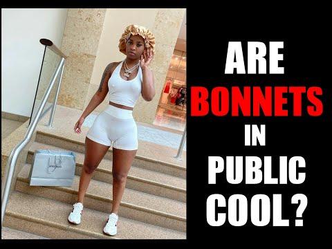 Tariq Nasheed: Are Bonnets in Public Cool?