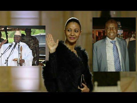 Zeinab Jammeh & Amadou Samba Seen In Senegal?