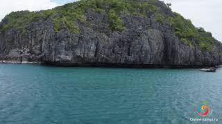 Морской круиз на яхте Синий Дракон в Анг Тонг из Самуи - Online-Samui.ru