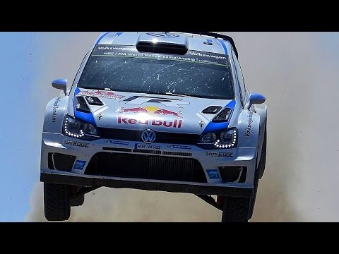 WRC Best Of Volkswagen Polo R Season (Pure Sound) HD