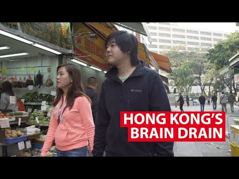 Hong Kong's Brain Drain: The Unhappy Generation | Insight | CNA Insider