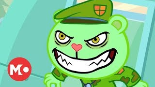 Repeat youtube video Happy Tree Friends - By The Seat Of Your Pants