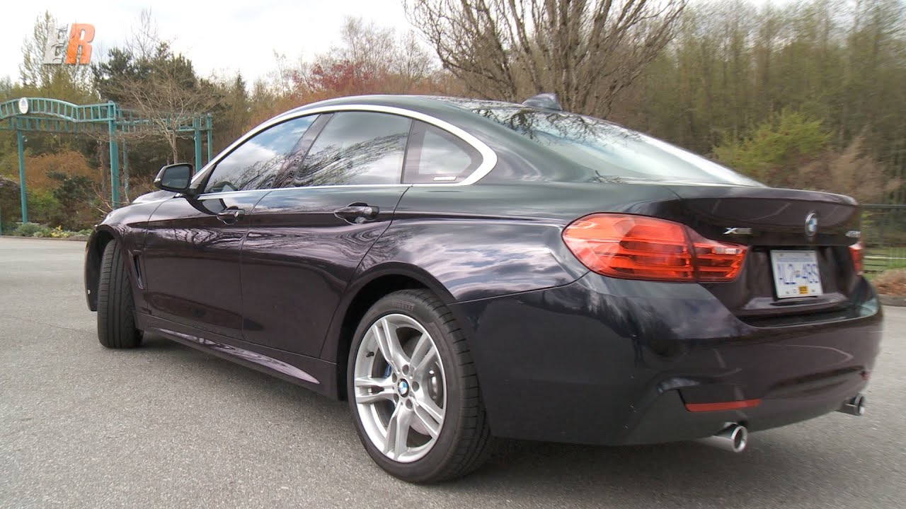 BMW I XDrive Gran Coupe Test Drive Review YouTube - Bmw 4351 coupe