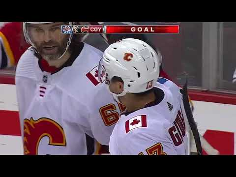 Calgary Flames vs Vancouver Canucks - October 14, 2017   Game Highlights   NHL 2017/18